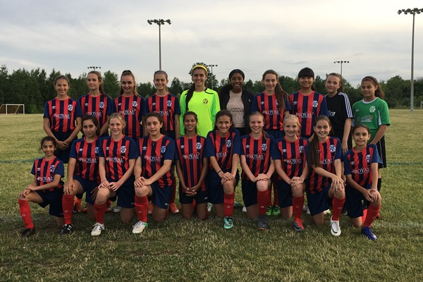 Ashley Lawrence Visits GU13 Cyclones