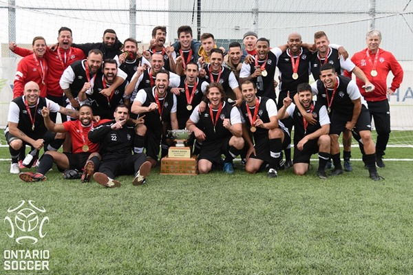 Caledon Men Win Ontario Cup