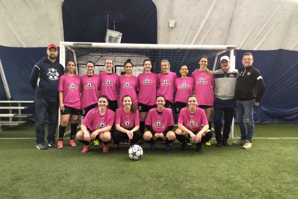Provincial Women win the 2018/19 OWSL Indoor League